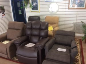 Life chairs in Sarasota