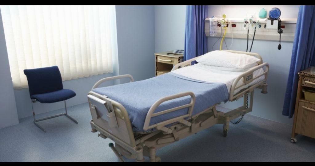 Hospital beds in Sarsota