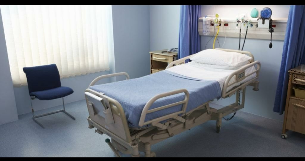 Hospital beds in Sarsota